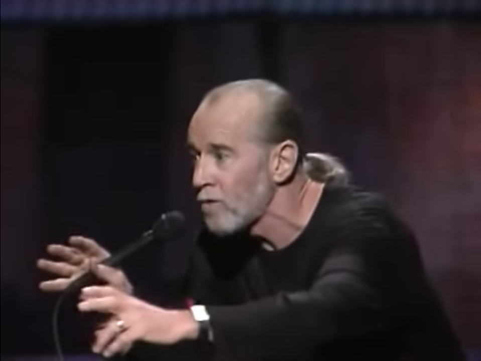 George Carlin - Dealing With Homelessness