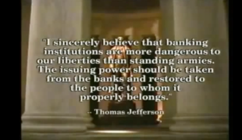 How The Rothschilds and Bankers Control America (Full Documentary)