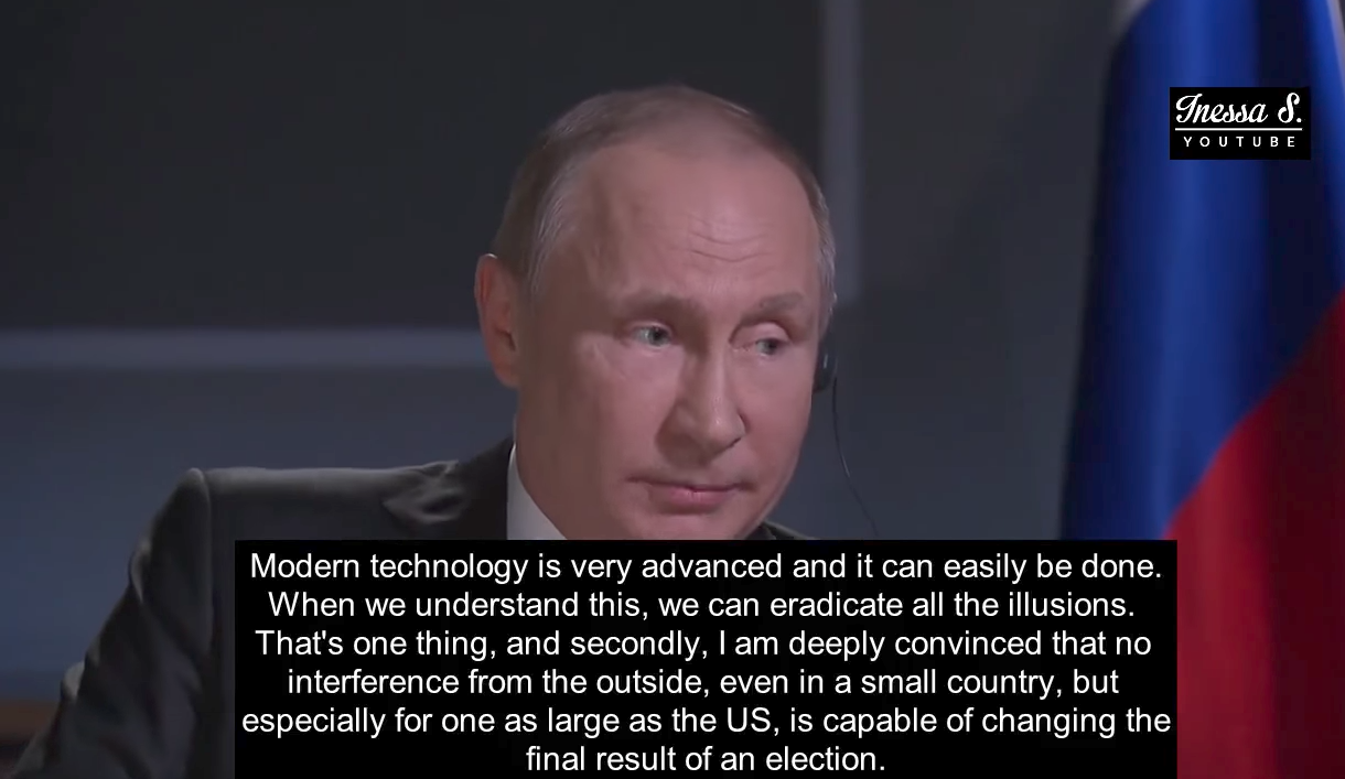 Putin's hard truths - here's what you missed
