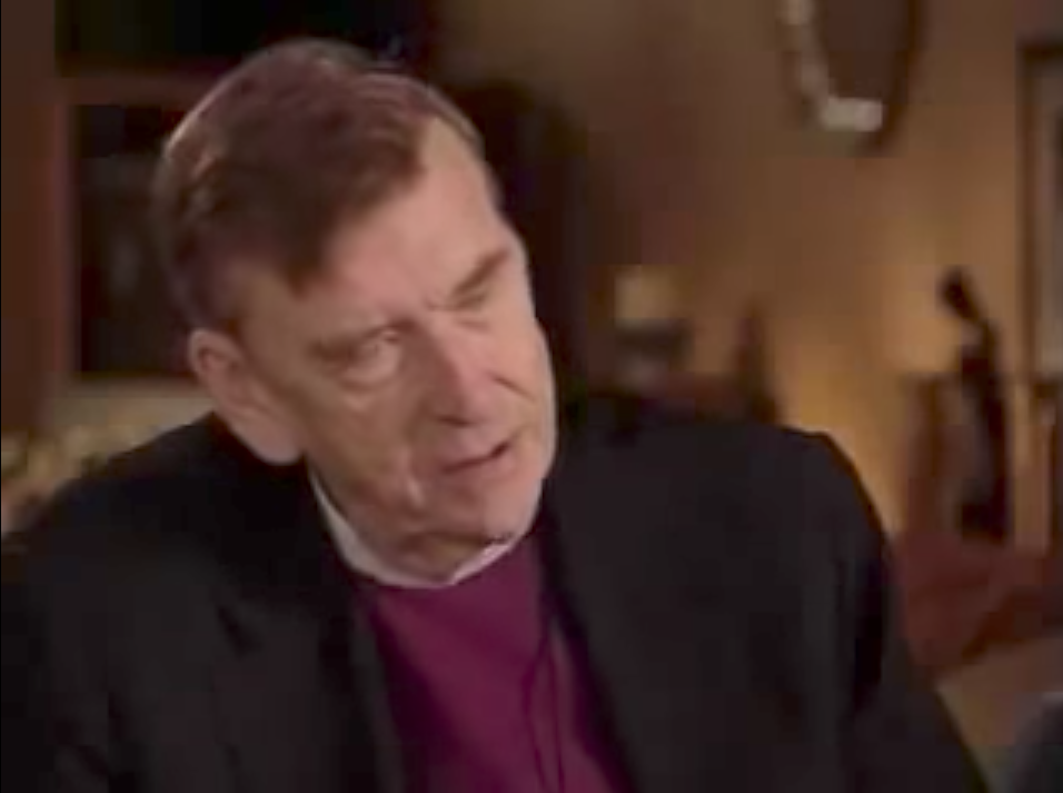 Priest says that Hell is invented by the church to control people with fear