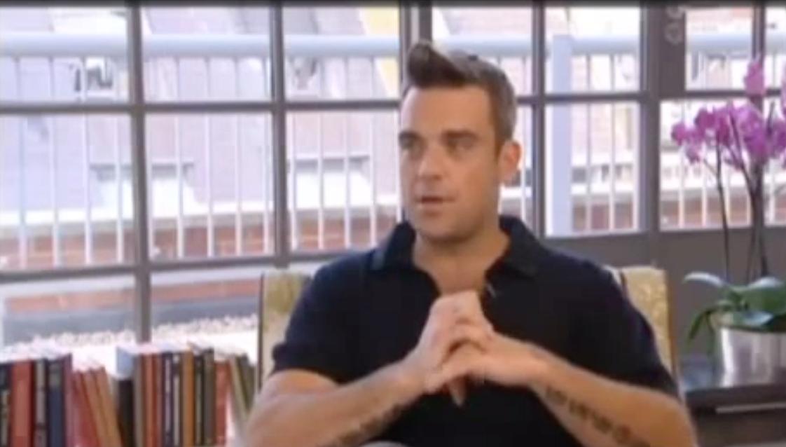 Robbie Williams on Illuminati and New World Order