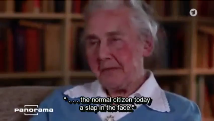 URSULA HAVERBECK INTERVIEW